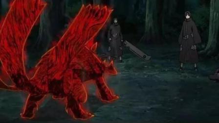 【火影忍者】为什么天照烧不死鸣人