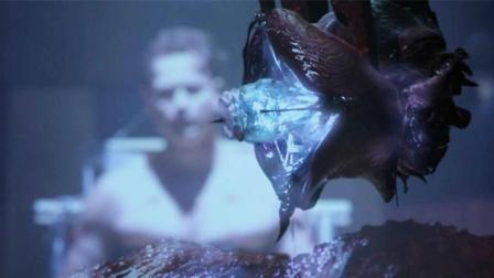 外星生物入侵地球, 不仅能伪装成人类, 体内还藏着一个可怕的东西