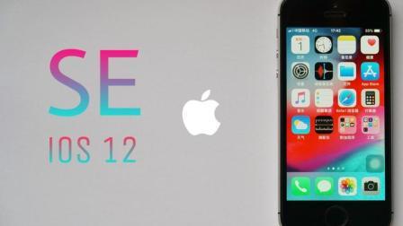 【ZIDEA】iOS12让我白捡了一台iPhone X! ! 再战两年的小钢炮, iPhone SE《真的用用》第十一期