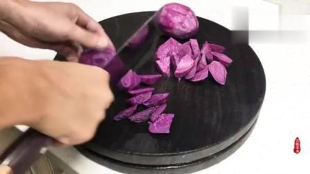 喜欢喝粥的要收藏, 紫薯银耳羹做法, 方法简单一学就会!