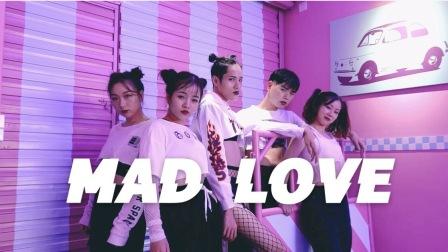 《Mad Love》编舞教学练习室【TS DANCE】
