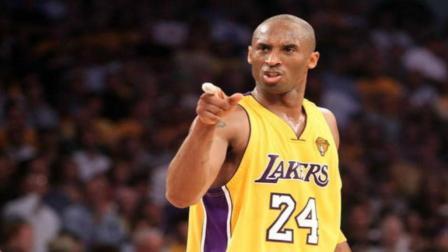谁说黄种人不能称霸NBA? 科比拿他没有任何办法, 气到爆粗口