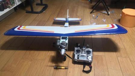 小金星25级上单翼教练机系列——机翼改装
