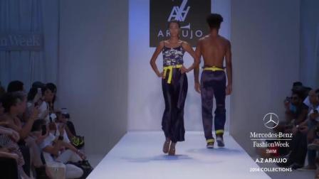 A.Z Araujo 2019 米兰泳装秀, 低调冷艳, 别样的时尚精致!