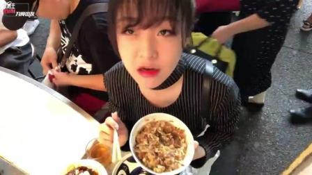 大胃王mini 筑地市场街边摊, 海鲜美食吃不停, 怎是一个鲜字
