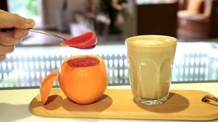 """橙子果冻: """"最是橙黄橘绿时"""", 狂吸维C莫等闲"""