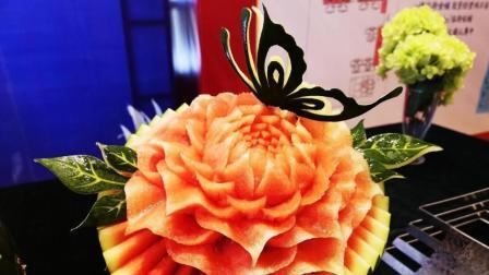 国庆假期, 缤纷水果节上的西瓜雕刻分享, 第三集