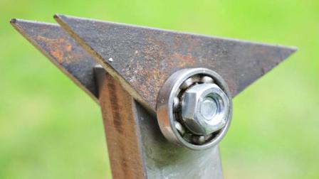 这工具是木工师傅时常需要的好帮手, 自制的这款应该更实用