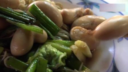 服了台湾人了, 鸡腰子除了烧烤还能这么炒, 超Q超美味!