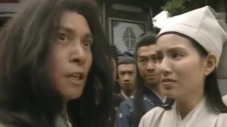 乔峰说他是卑鄙小人, 虚竹让他希望破灭, 段誉把他打成傻子