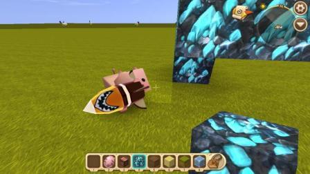 迷你世界: 新道具传送地毯, 能够传送到任意的地方