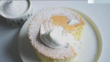 不需要烤箱的奶油海绵蛋糕制作教程
