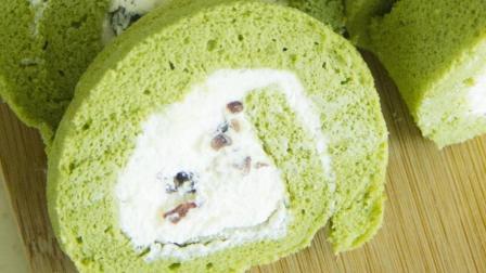这个蛋糕卷, 冷藏冷冻都好吃! 15分钟烤1个, 卷也不裂, 做法简单