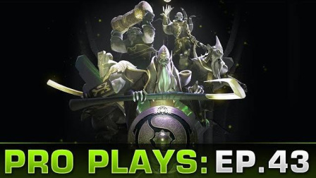 Dota 2 Top 5 Pro Plays Weekly - Ep. 43