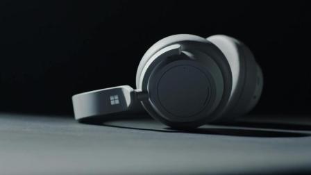微软 Surface无线耳机来了!