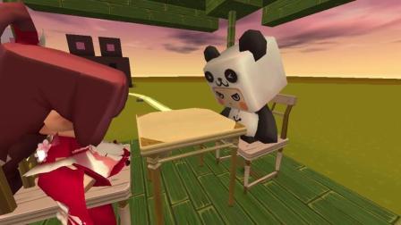迷你世界小边儿拍电影, 吃仙丹的老鼠