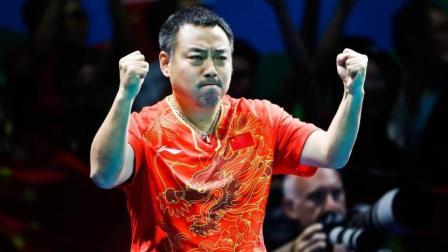 刘国梁的故事, 没有放不下的伤痛和委屈, 只有放不下的国乒队!