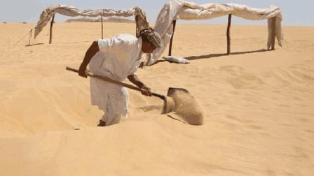 为什么沙漠里的沙子, 不能拿来建筑房子? 看完后终于明白了!