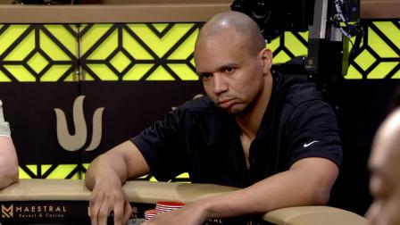 了心德州扑克 黑山百万欧元 第三集