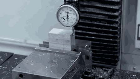用数控机床加工三个配件, 拼成一个立方体, 这编程还是有点难度的