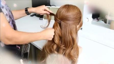 爱剪辑-适合每个年龄段的气质优雅发型