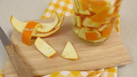 橘子皮有大用处, 加上食盐泡一泡, 对男人更有用, 学会了教你老公