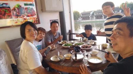 艾蒙解说中国文化遗产游记 京杭大运河的集市——塘栖古镇