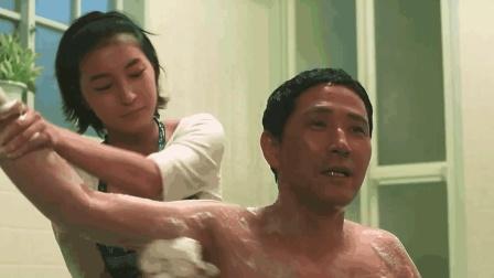一部让人难忘的日本电影, 是女又是妻, 丈夫夜不能眠, 每天只好睡地板!