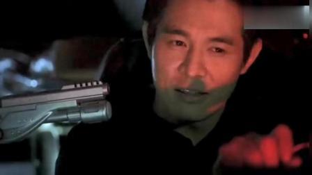 李连杰主演的最邪恶的一部外国电影  场面太精彩了