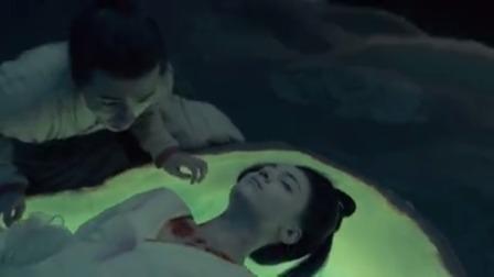 妖猫传:白龙怒击丹龙,舍身守候杨贵妃,化作妖猫