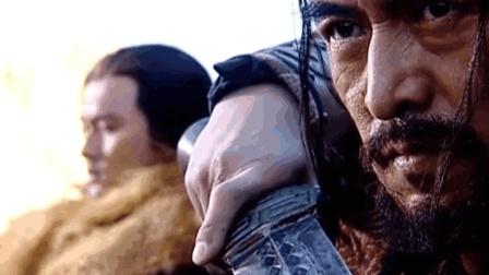 武林高手被, 此人还有削铁如泥的宝剑, 厉害