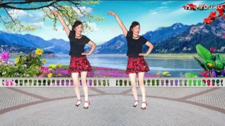 健康一生广场舞《北江美》16步两人版  简单 看一遍就会了 编舞: 玫香