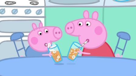 粉红猪小妹: 泡泡