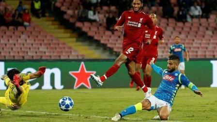 那不勒斯捍卫意大利足球尊严, 1比0绝杀利物浦
