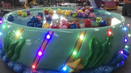 新款磁悬浮钓鱼机-海豚儿童钓鱼机