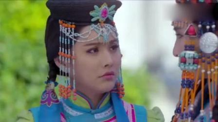 《苏茉儿传奇》长公主当众鞭打大福晋的婢女, 大福晋太懦弱了