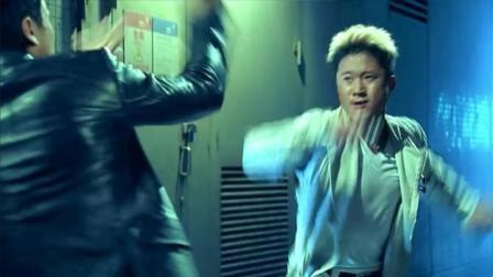 《破狼》中吴京和甄子丹的这段巷战, 被西点军校当做技击教学示范