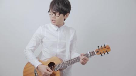 河仁杰 《写封信给你》 吉他弹唱 / 原创音乐 / 歌手 | aNueNue彩虹人 M2 (2015款)