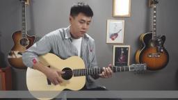《当你要走的时候》吉他弹唱教学——小磊吉他教室出品