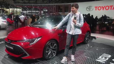 全新丰田卡罗拉两厢版! TNGA下更运动-玩车教授