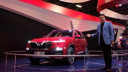 详解巴黎车展唯一越南汽车品牌Vinfast, 到底落后中国多少年?