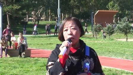 五湖四海一家亲群游览湘江公园