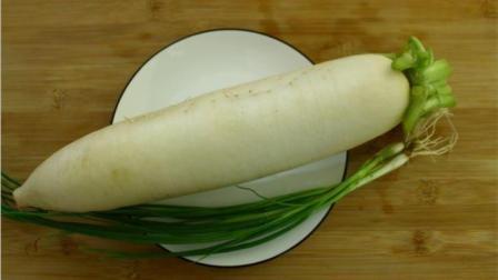 萝卜在家做不好吃? 大厨教你一个小诀窍, 方法简单不麻烦