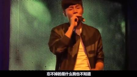 由李荣浩作词作曲并演唱的歌曲, 《老街》, 前奏美的窒息