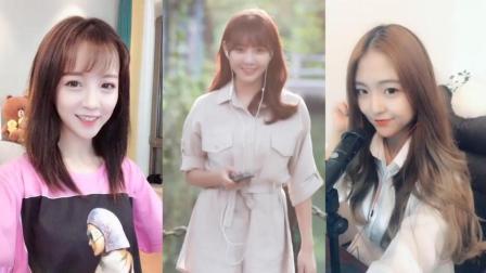 短视频最火的三位女生, 莉哥、兔子牙、M歌同唱《去年夏天》