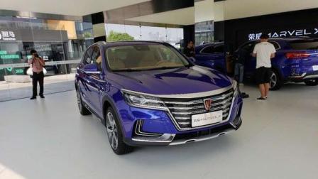 荣威纯电动超跑SUV MARVEL X已上市,据说有500名车主已提车,羡慕不已