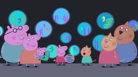 小猪佩奇第6季精华版_05  海洋馆