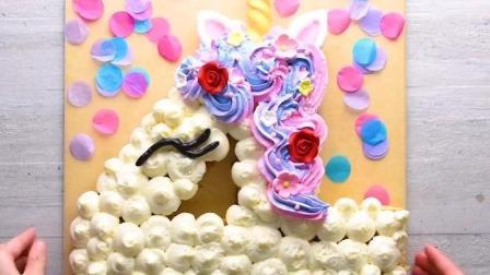 数字生日蛋糕 承包你以后生日的所有蛋糕