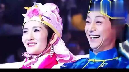 贾玲版的神话玉漱公主一出场, 何炅: 这是刘欢老师, 笑喷了!