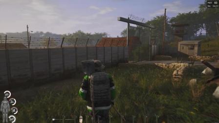人渣scum: 发现一个超大军事基地, 刚打开门就有僵尸